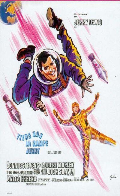 Tiens bon la rampe Jerry (1966)