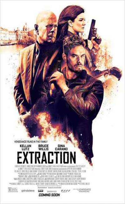 Extraction (2016)