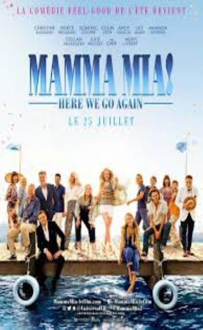 Mamma Mia ! - Here We Go Again (2018)