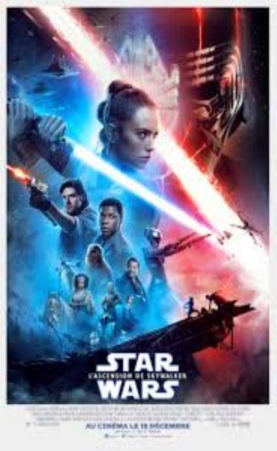 Star wars épisode 9 : L'Ascension de Skywalker (2019)